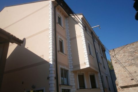 Zemunski kej – residential building