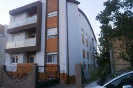 Residential building – Crnogorska, Zemun